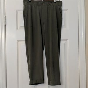 TALBOTS Active Cropped Pants